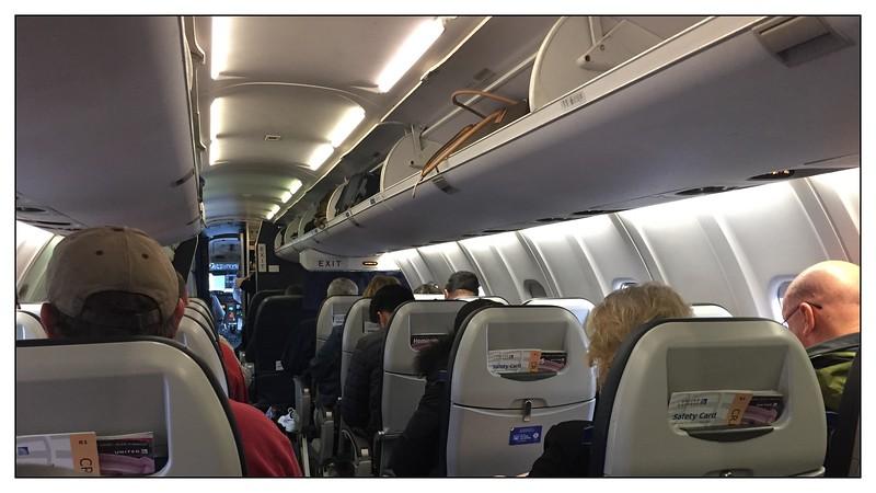 L'avion de retour Embraer  E-175