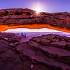 Mesa Arch - Canyonlands NP, Grand Co., UT