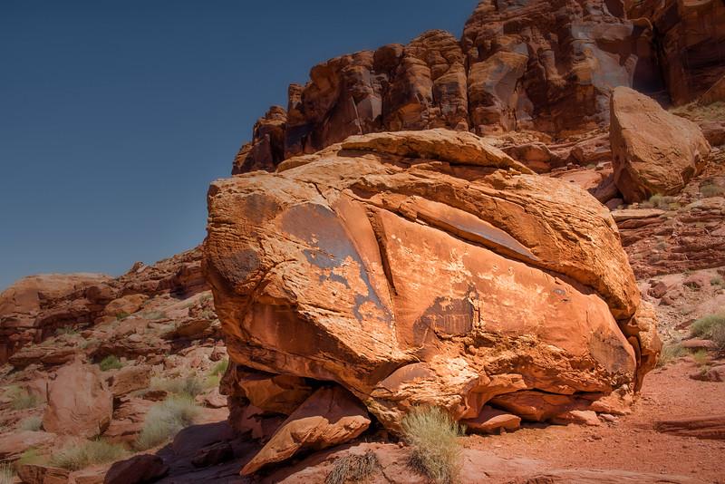 'Canyon Nativity'