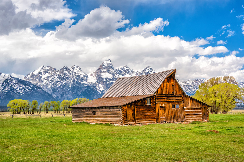 The T.A.Moulton Barn - Jackson Hole, WY