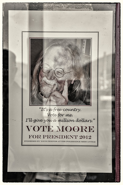 """Vote For Moore"""
