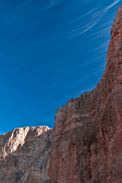 """""""Contrails of the Clouds"""" - Bouquillas Canyon, Big Bend NP, TX"""