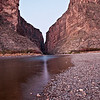 """Mauve Morning"" - Santa Elena Canyon, Big Bend NP, TX"