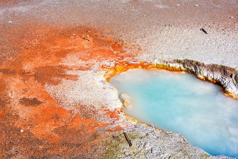 Yellowstone Geothermal Series - No. 2