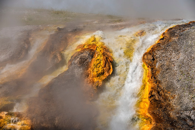 Yellowstone Geothermal Series - No. 5