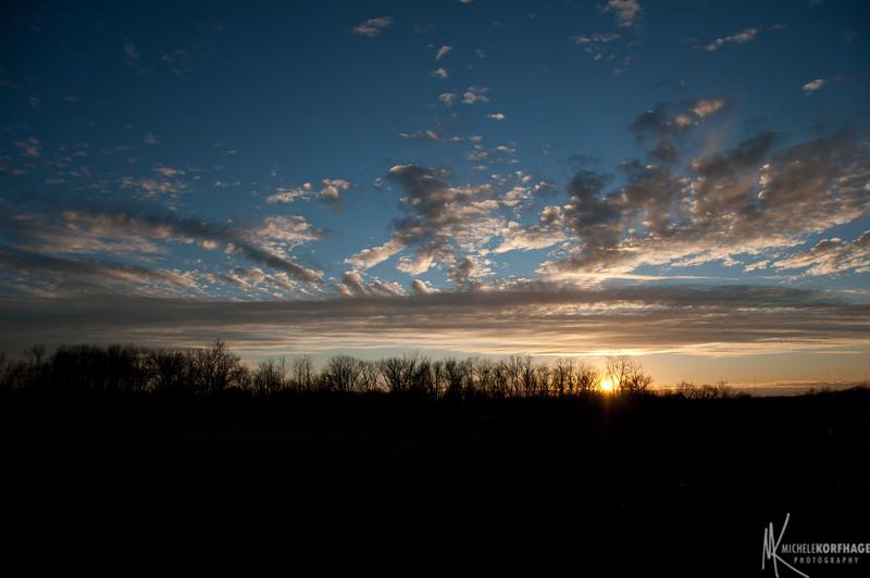 Clouds over Treeline