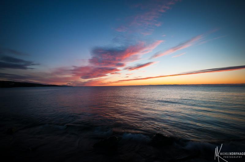 Lake Superior Early Morning