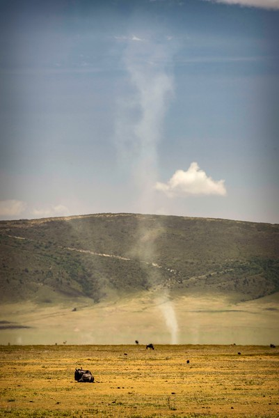 crater dust devil