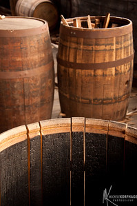 Bourbon Barrel Process