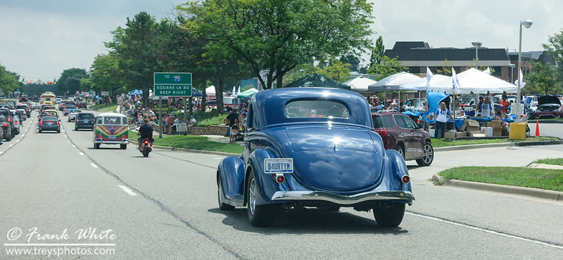 Woodward Dream Cruise 2016