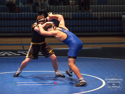 Anthony Wayne Wrestling