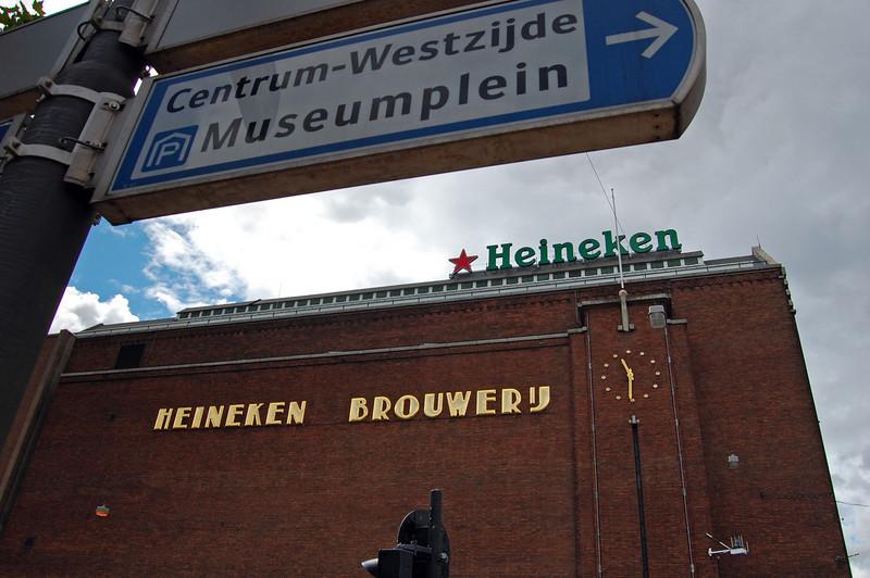Heineken headquarters