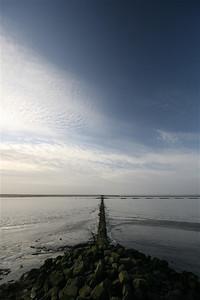 De Waddenzee, Friesland.