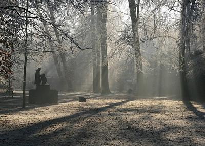 Park Vreugd & Rust, Voorburg.