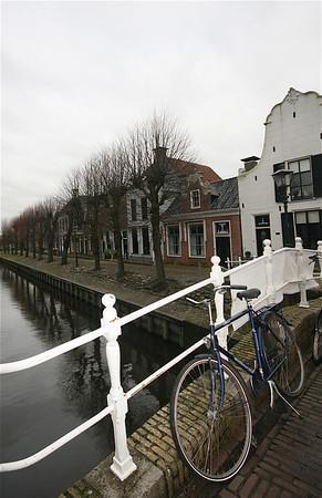 Sloten, Friesland.