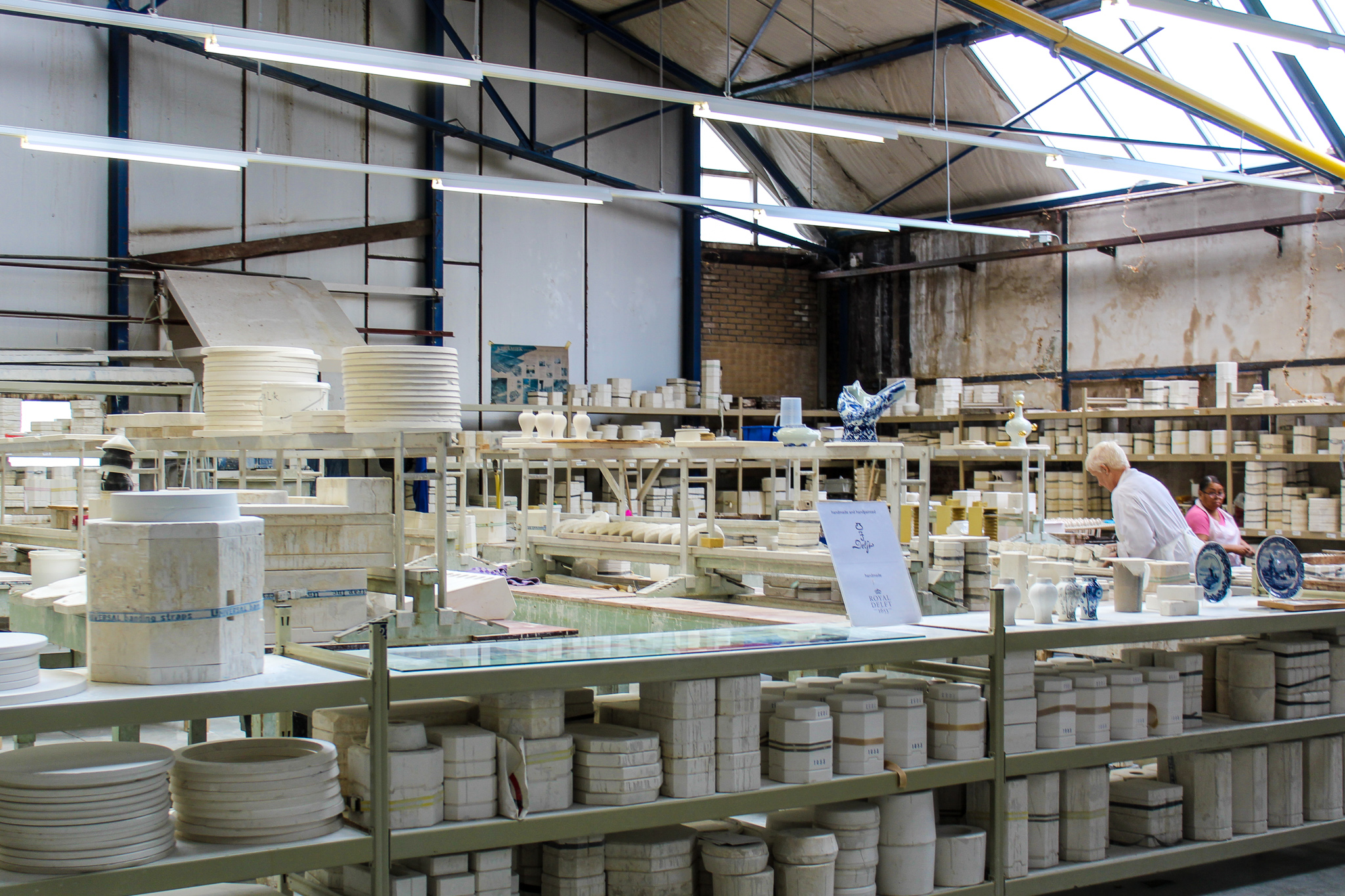 the factory is among what to see in delft netherlands