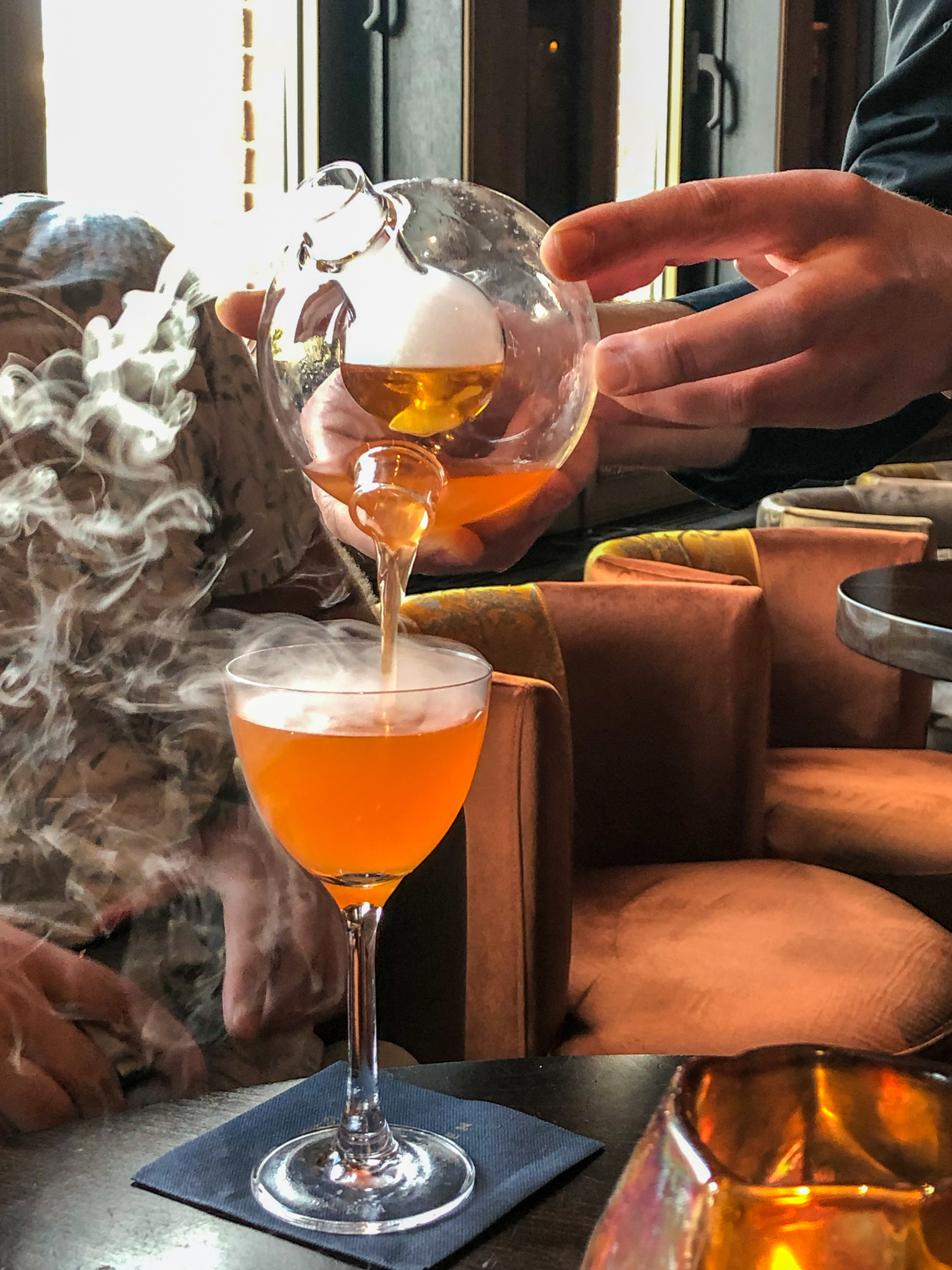amsterdam is worth visiting for the cocktail culture