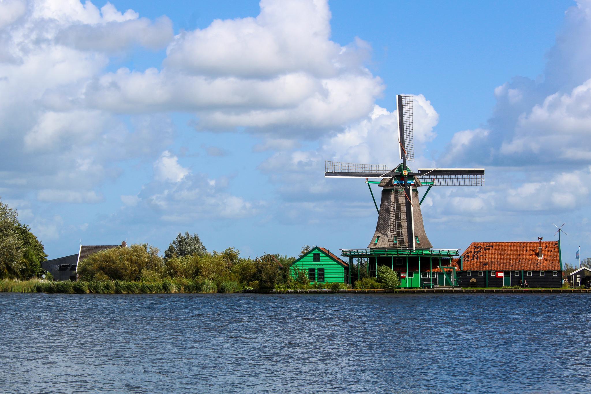 zaanse schans what to do see windmills