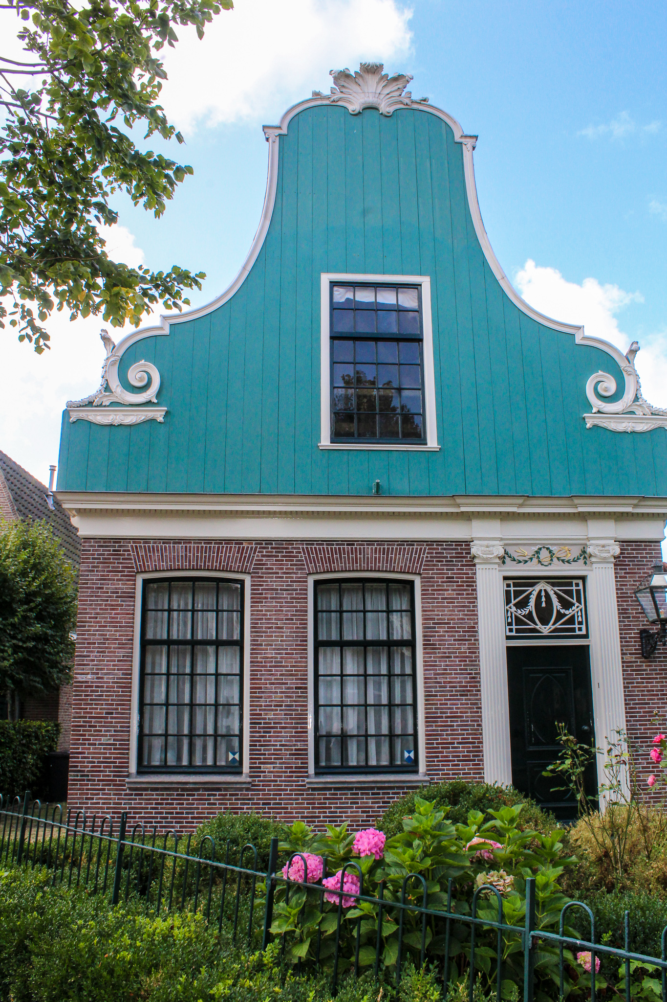 zaanse schans is one of the half day trips from amsterdam