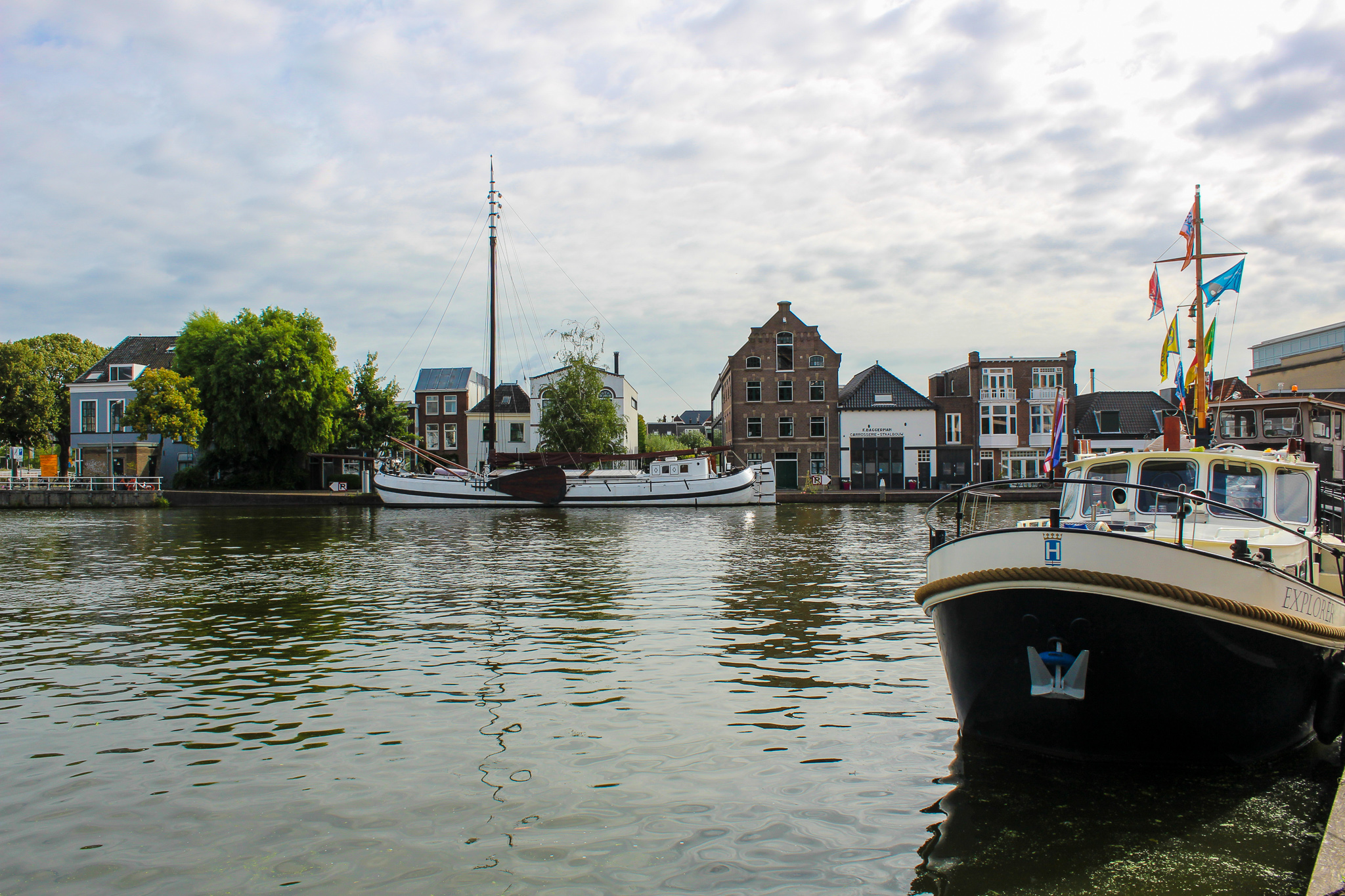 what to see in delft netherlands includes big lakes