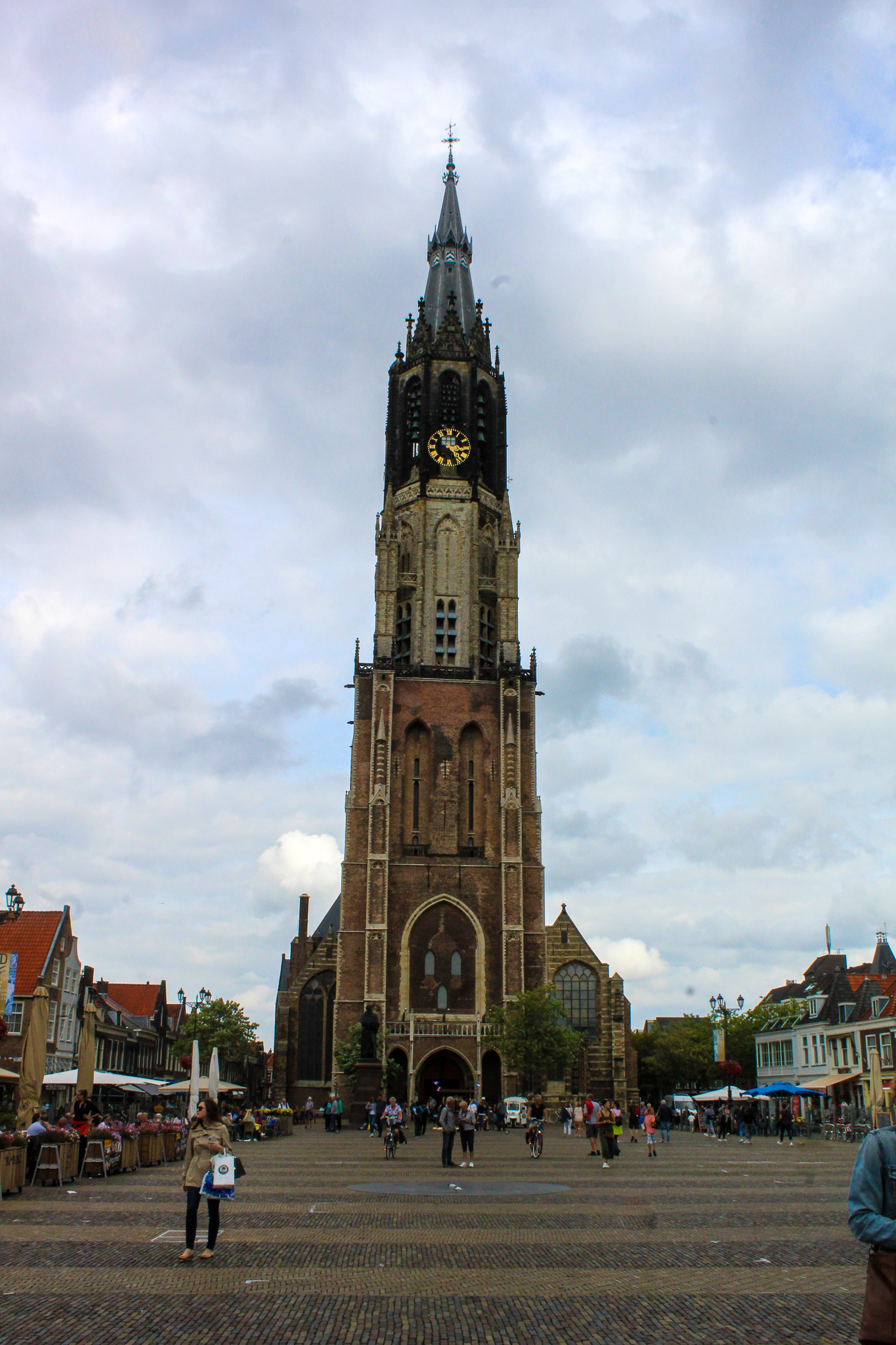 delft netherlands things to do = churches
