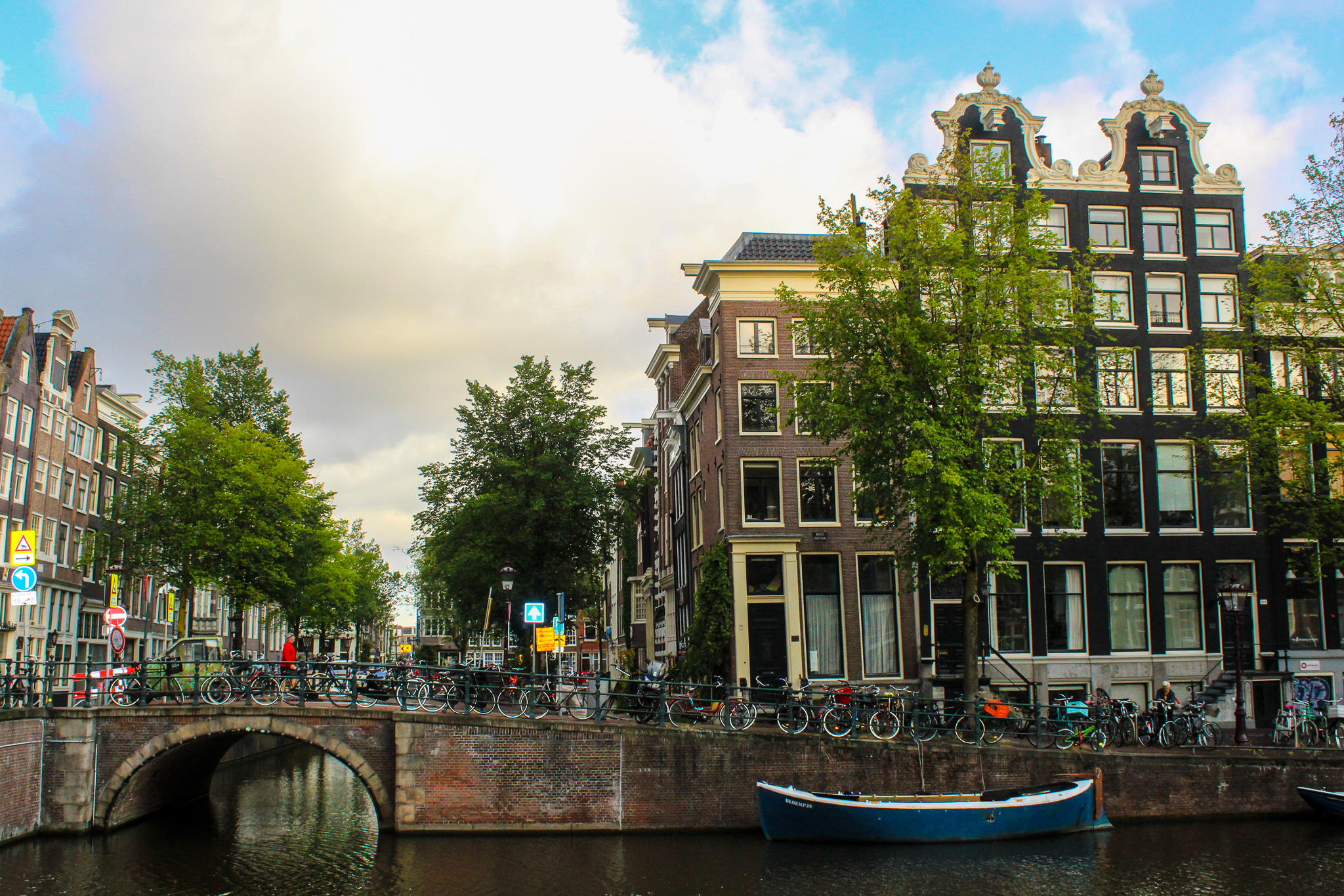 netherlands in 5 days: of course you need to see amsterdam