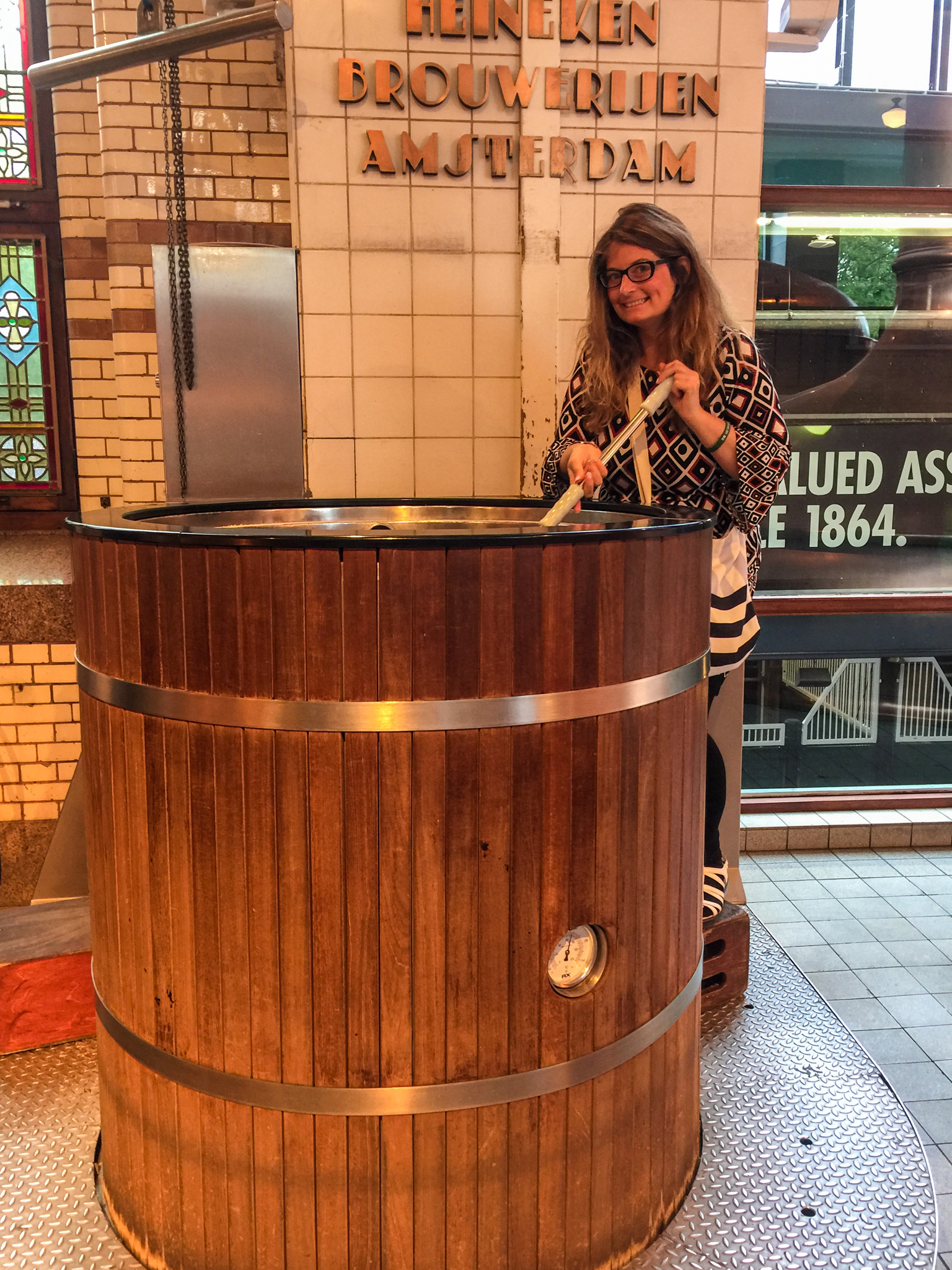 solo trip amsterdam: enjoy the brewery tours