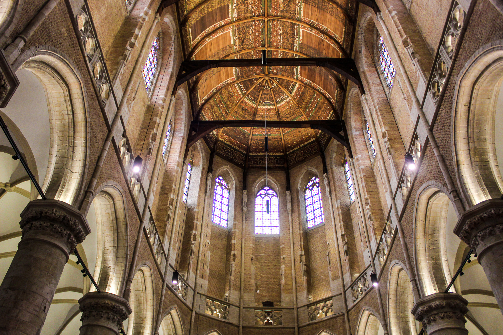 netherlands 5 days itinerary: don't skip the new church in delft