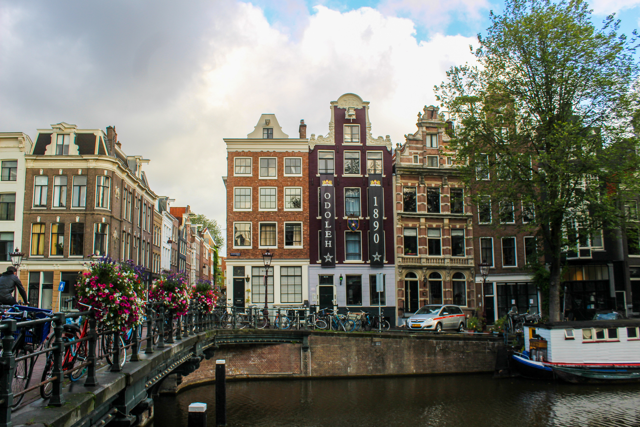 backpacking europe 2 weeks: don't skip over amsterdam