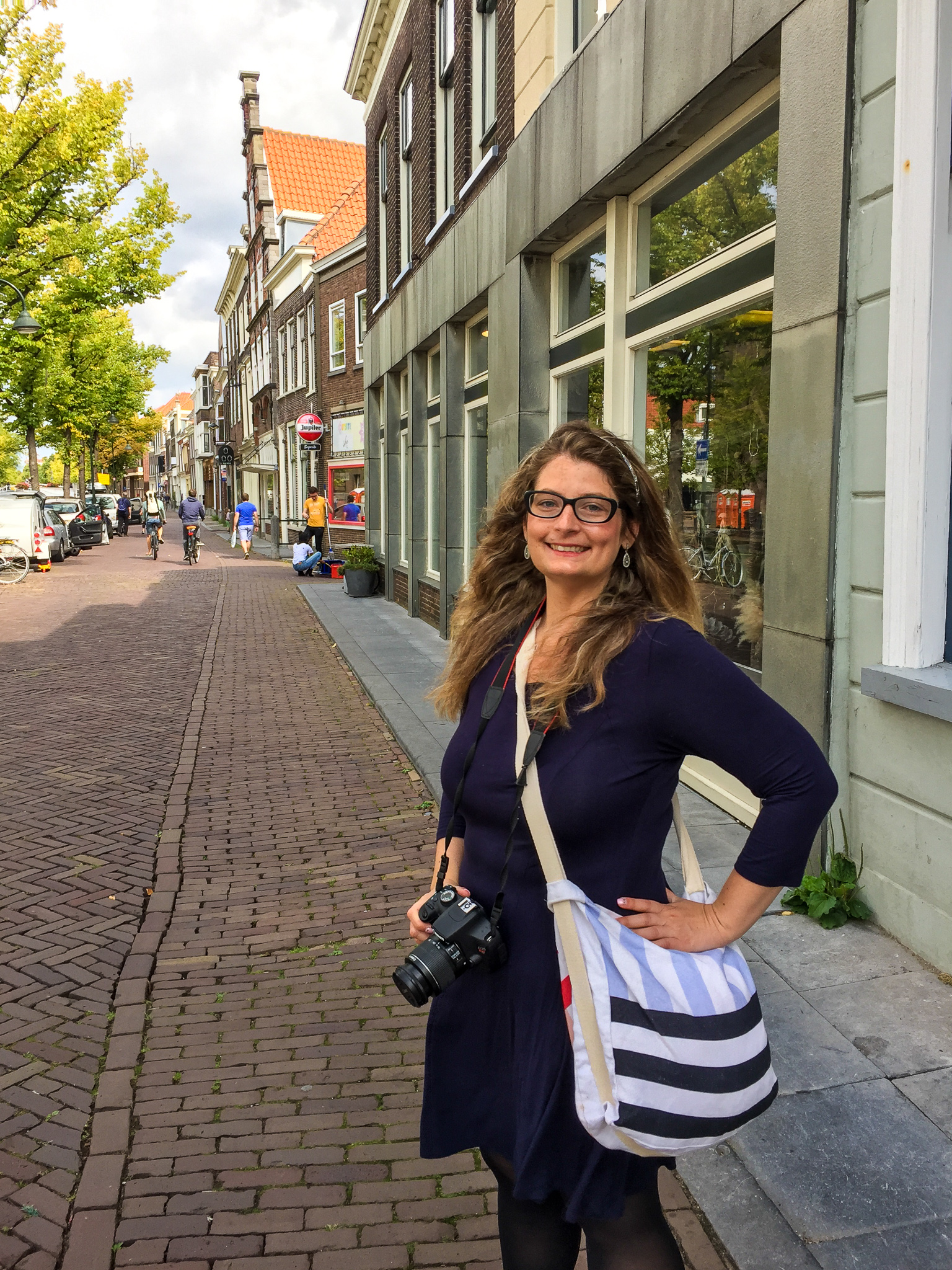 travel blogging as a career has allowed me to go to the netherlands