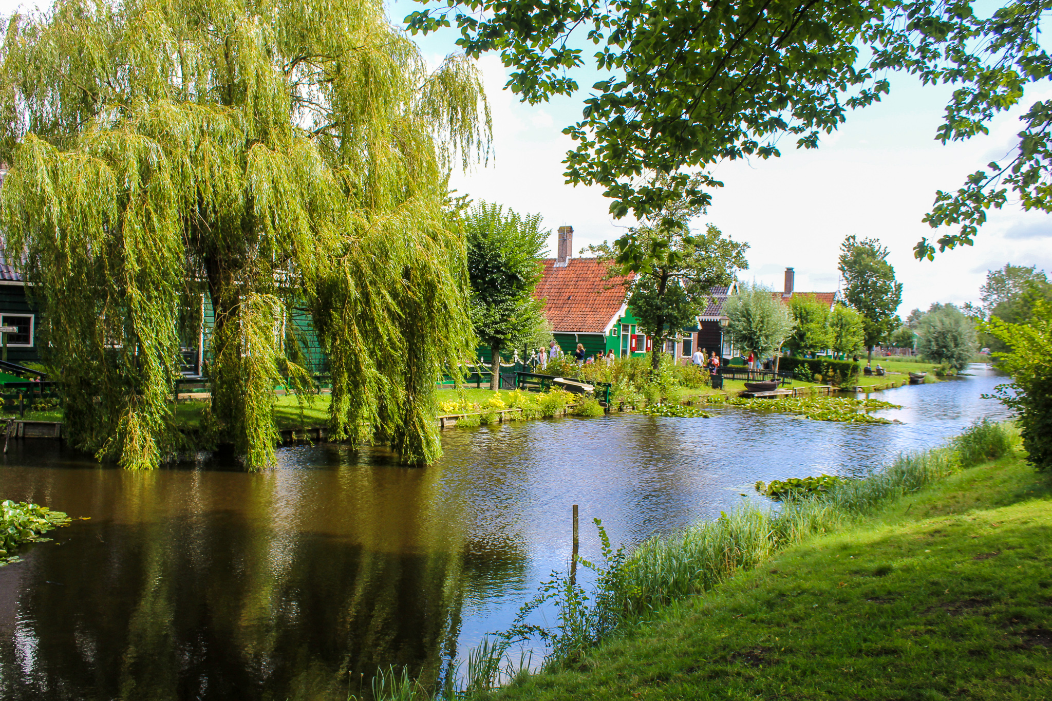 zaanse schans attractions: don't miss simply strolling through the village