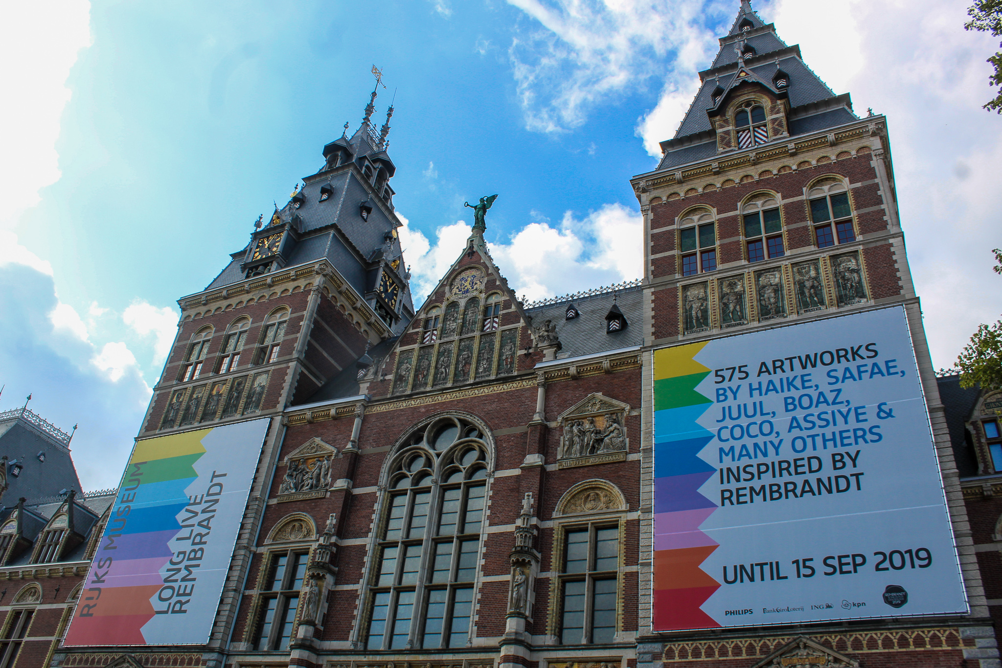2 days in amsterdam itinerary: include the rijks museum