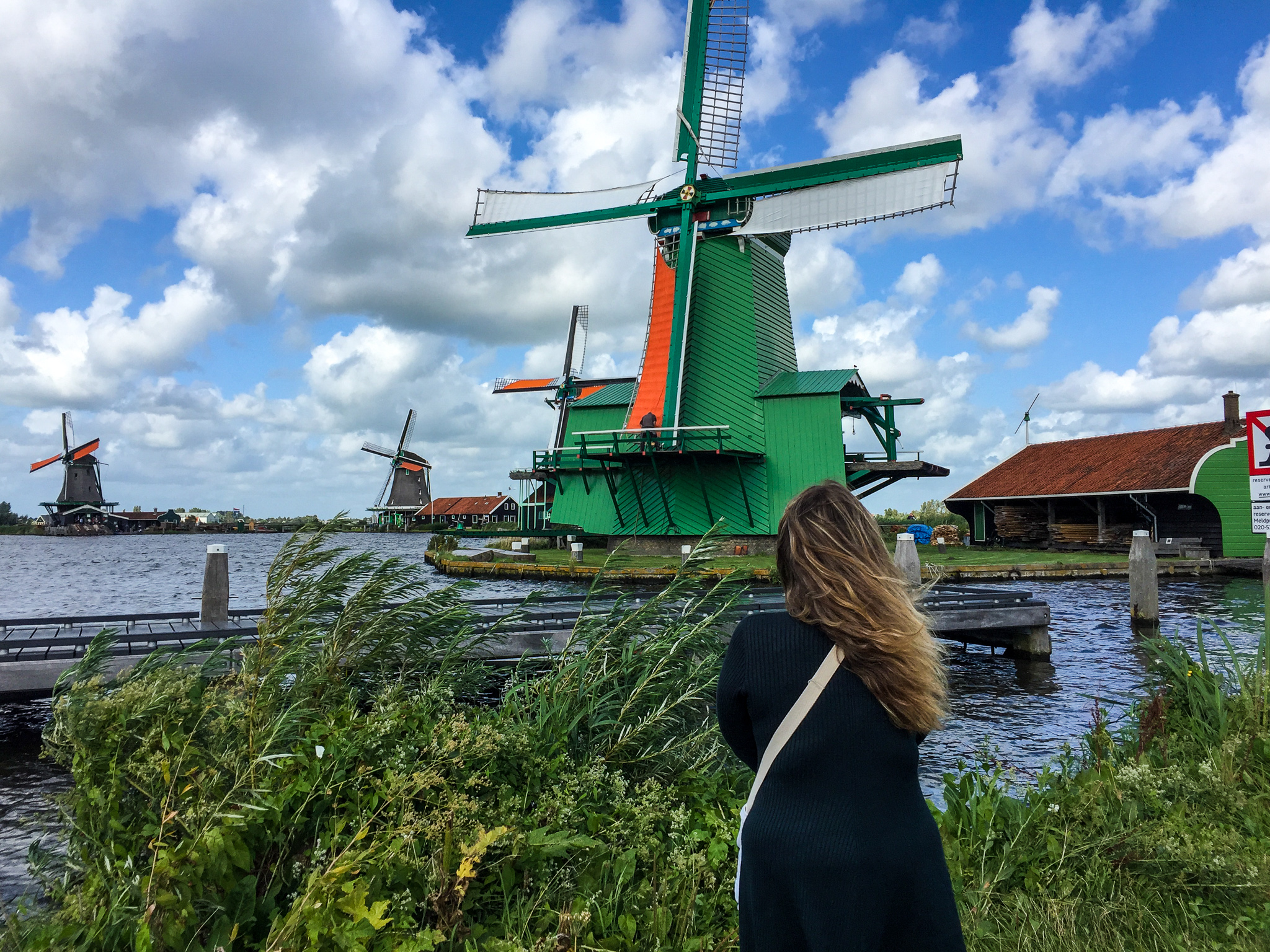zaanse schans things to do take in all the scenery