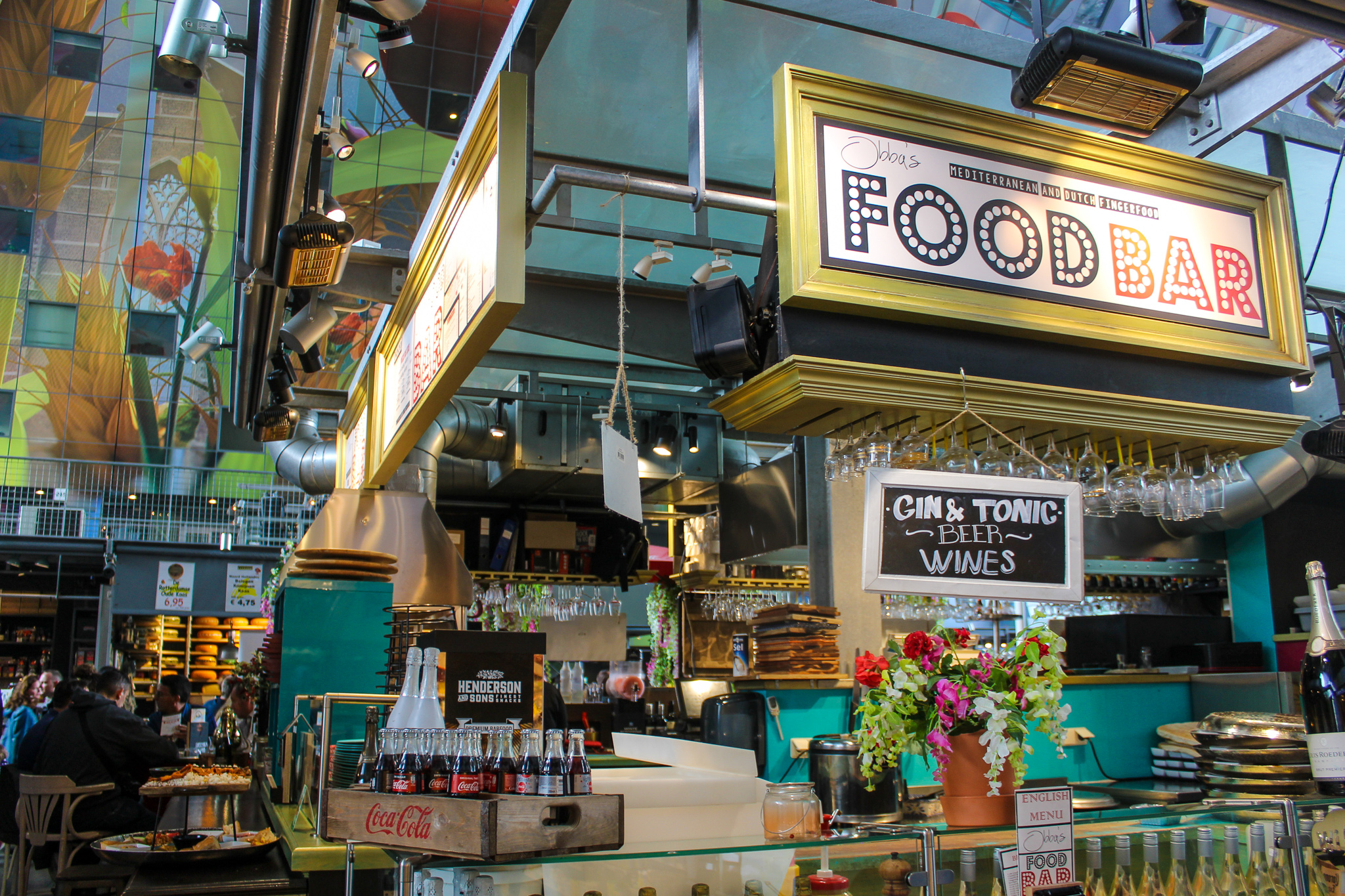 your day trip to rotterdam should include the food market