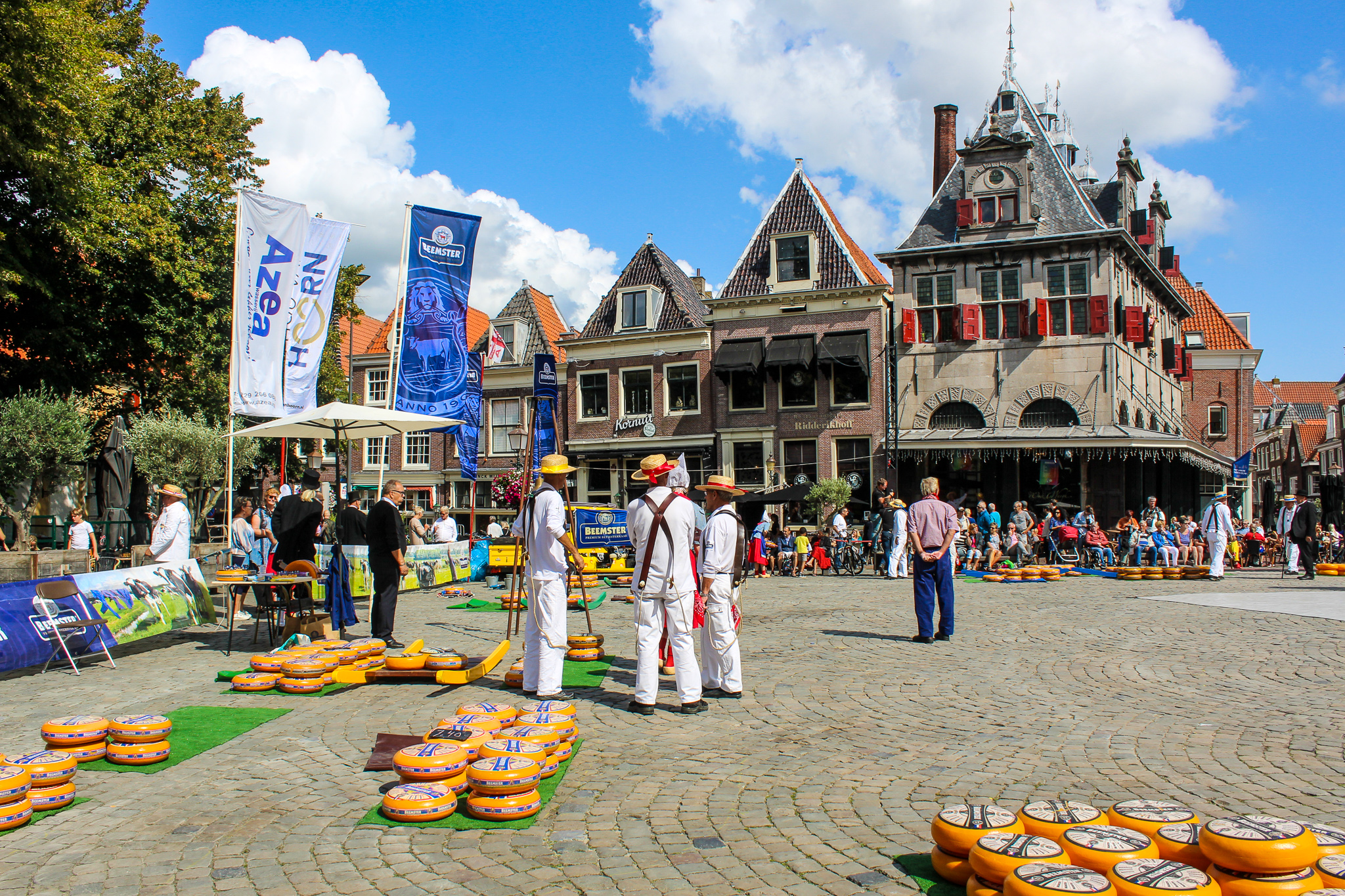 because of cheese hoorn is one of the best day trips from amsterdam