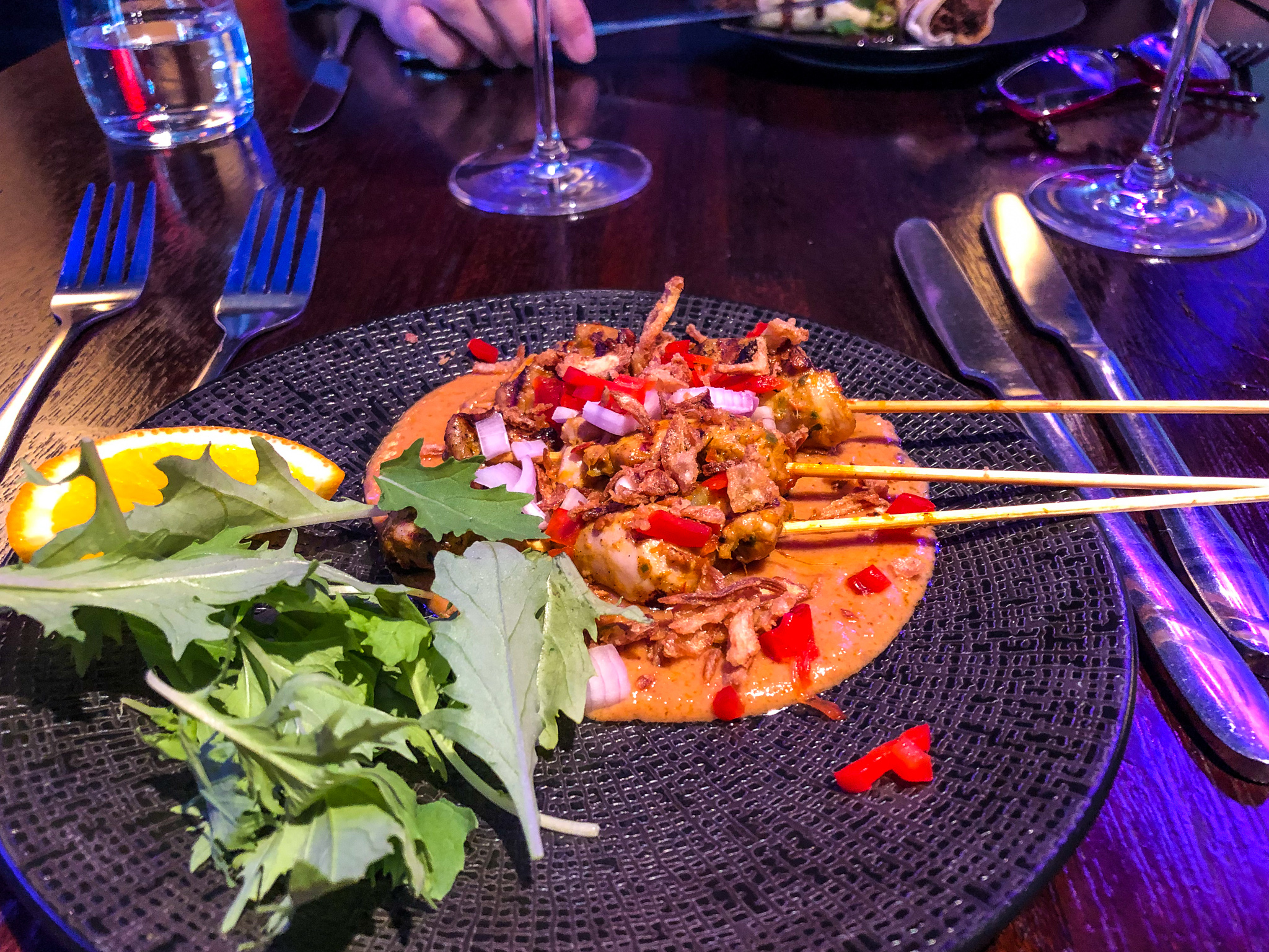 eating indonesian food should go in your 2 days in amsterdam itinerary
