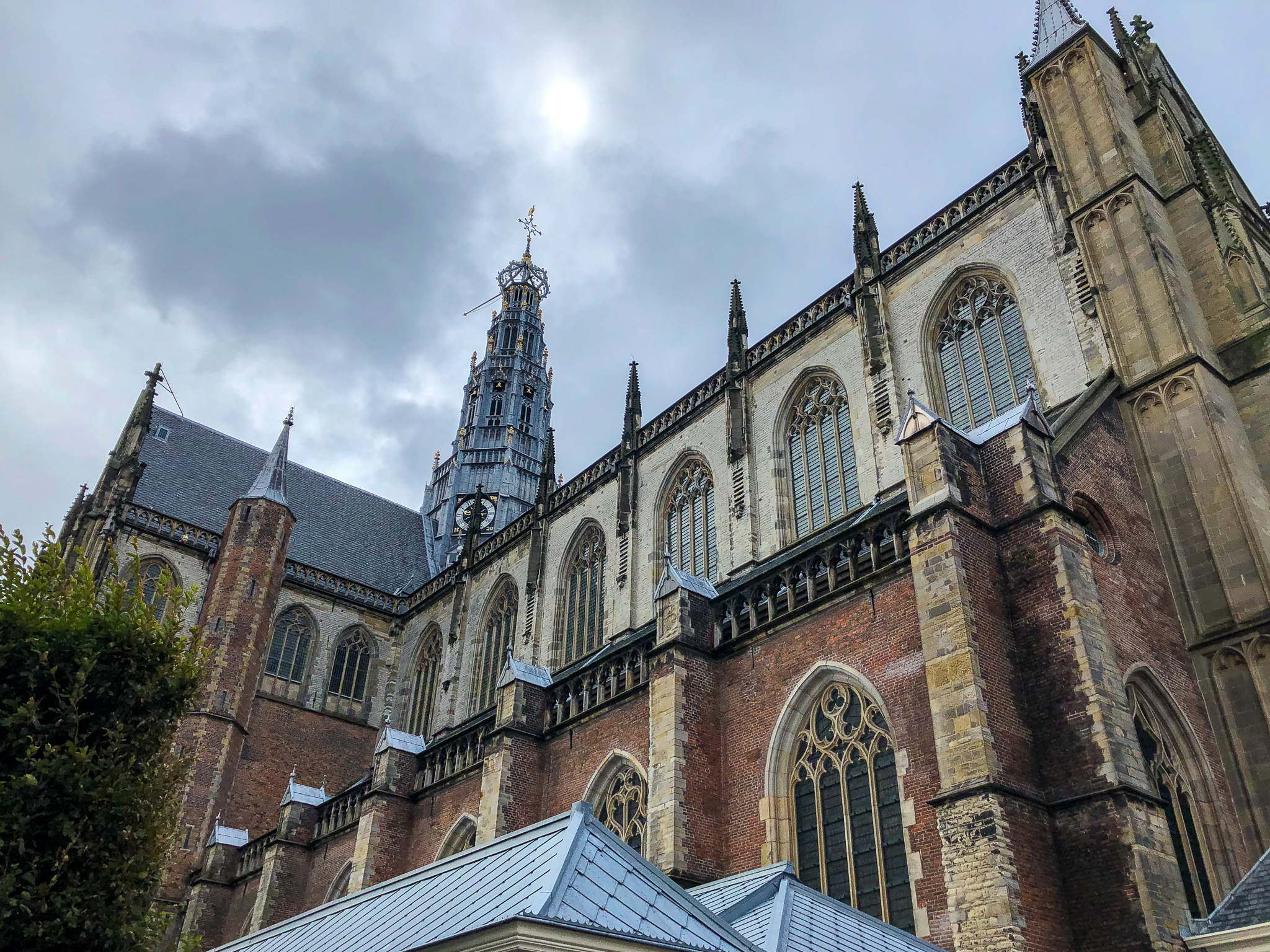 5 days in netherlands -- start in haarlem