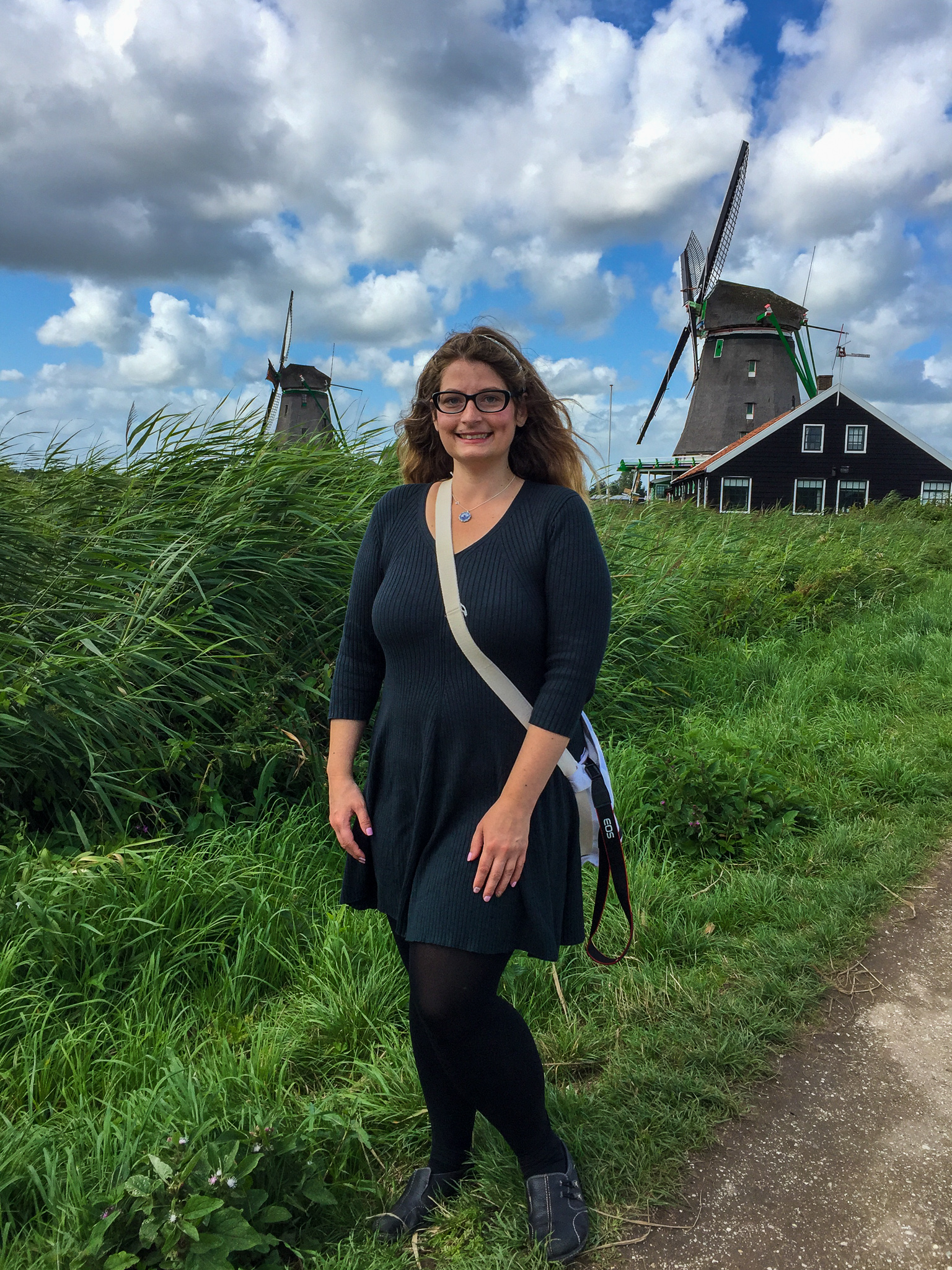 zaanse schans what to do: of course the windmills