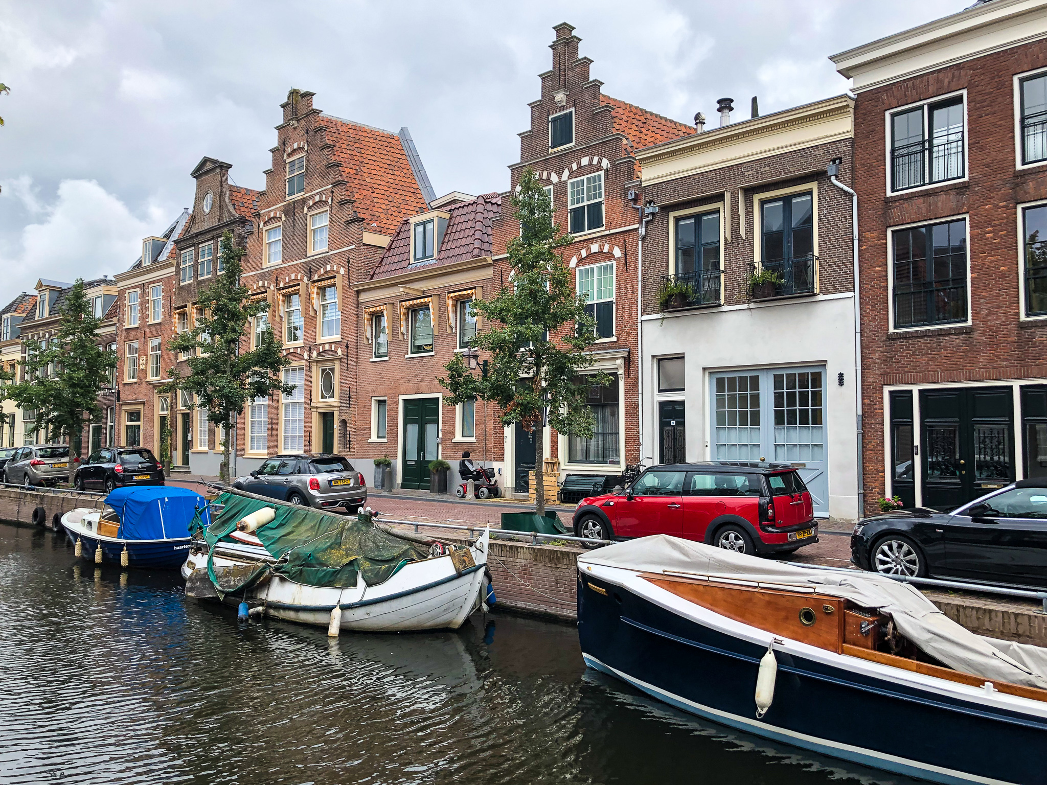 seeing canals with one week in netherlands