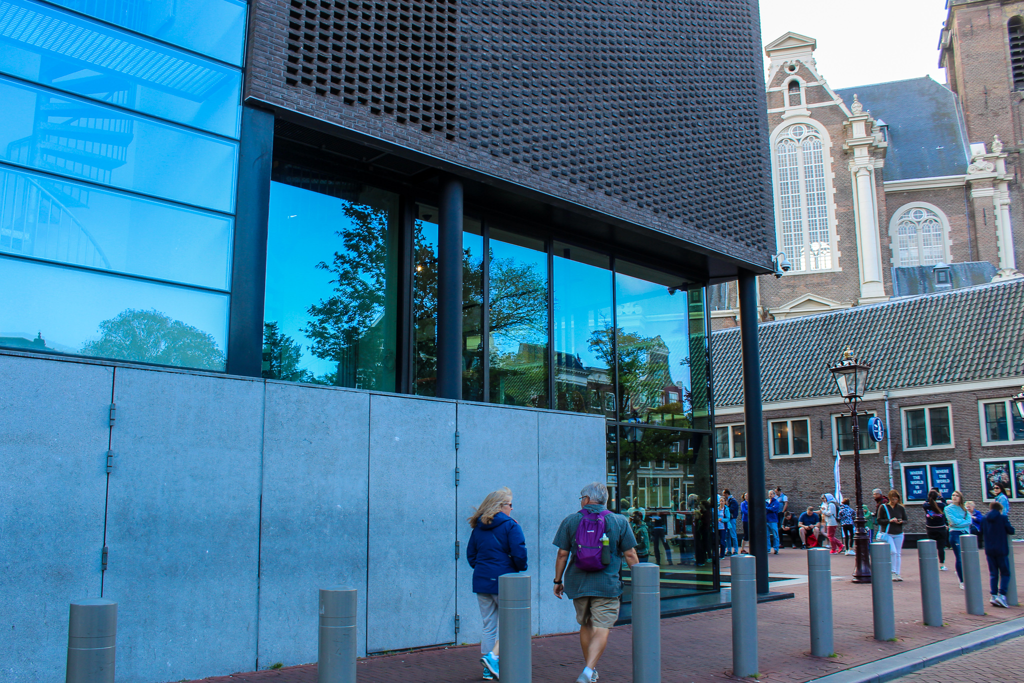 the anne frank house should be among the things to do in amsterdam in 2 days