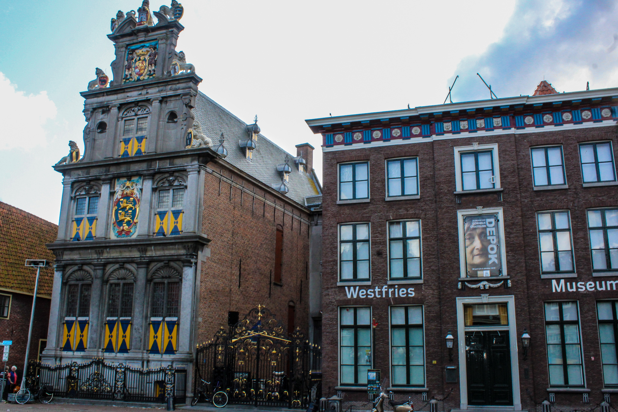 things to do in hoorn holland include the westfries museum