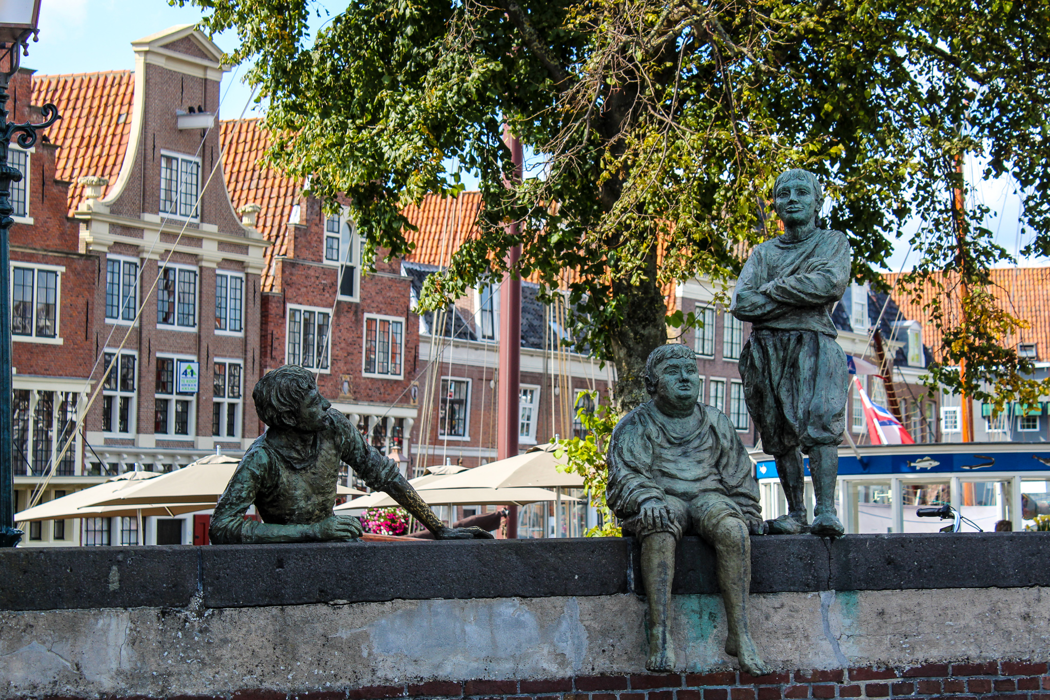 hoorn is one of the day trips outside amsterdam