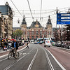 View of Amsterdam Centraal