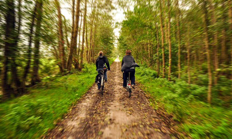 Cycling in Drenthe