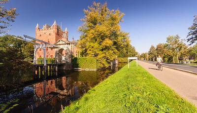 Kasteel Nijenrode in Utrecht