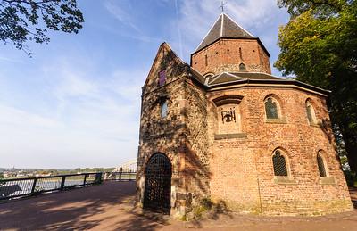 Sint-Nicolaskapel in Nijmegen