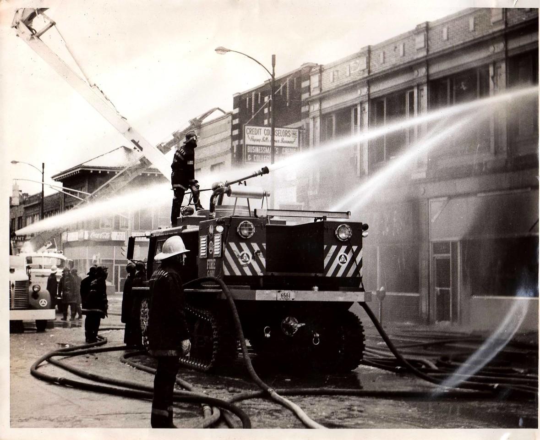 Gary Fire Department
