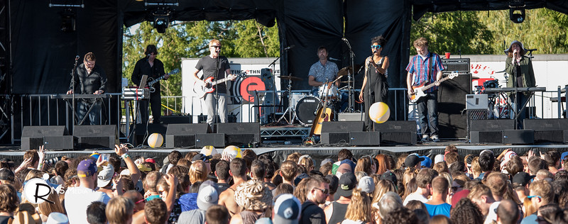 The New Pornographers | Rock The Shores 2016 | Colwood BC