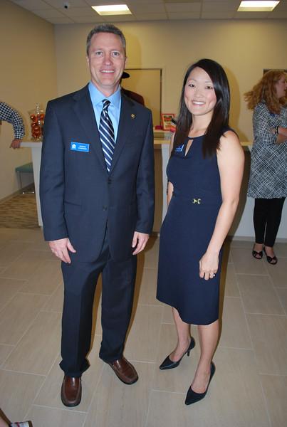 Dennis Chapman and Liz Anderson (1)