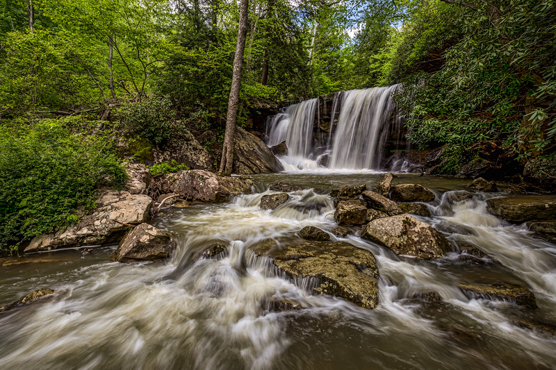 Twin Falls - Glady Creek